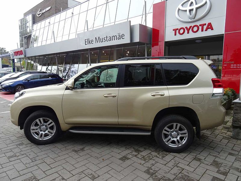 Toyota Land Cruiser 150 Executive